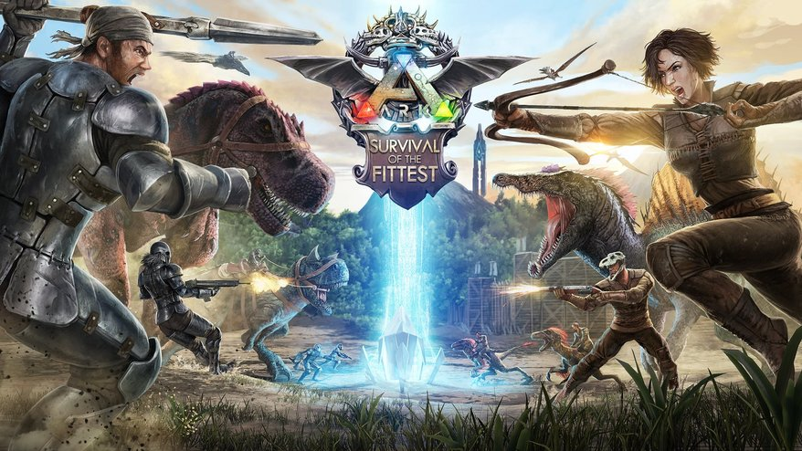ark survival of the fittest image 2