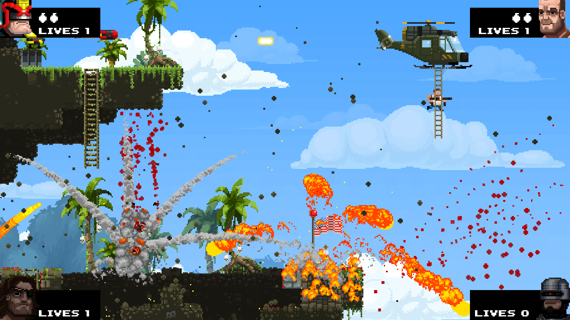 Broforce co-op