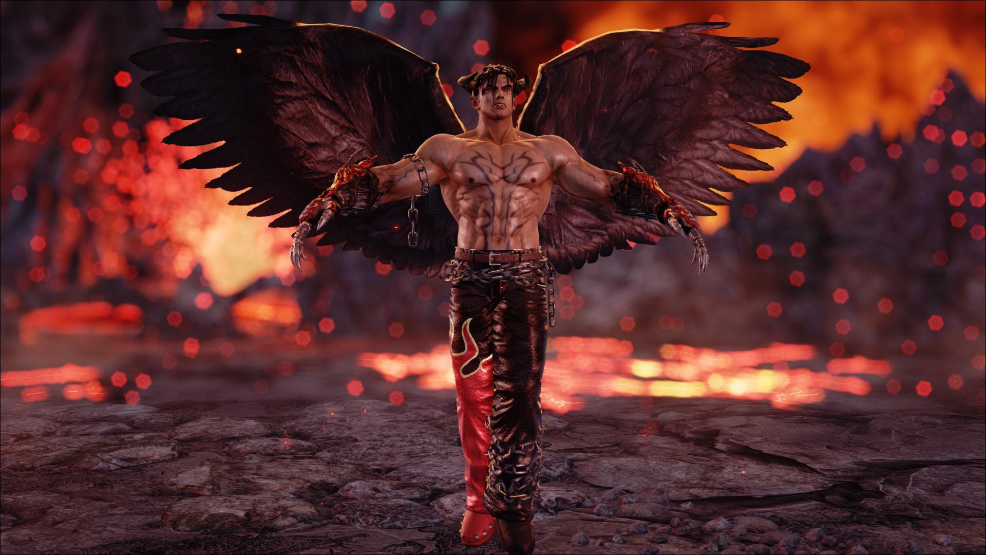 Tekken 7 A Fist Of Ironand Bit Rust Cultures Collector Edition Ps4 Tekken7 9