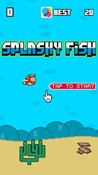 splashy fish god why