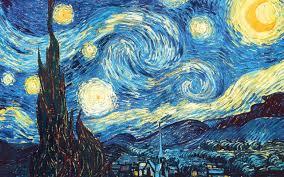 Van Gogh's Starry Night, a masterpiece