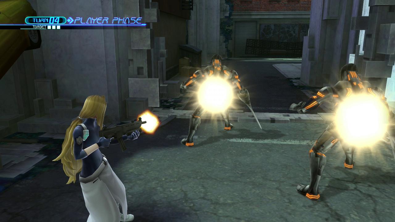 LD Nagi Combat