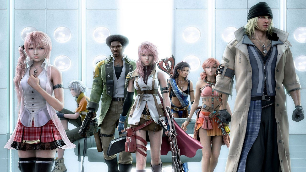 The lead character of Final Fantasy XIII is called Lightning (not her real name, thankfully), but she's not the only playable character in the field. The character's are deep and interesting, even if one or two of them are a little excessive.