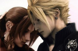 Aeris and Cloud