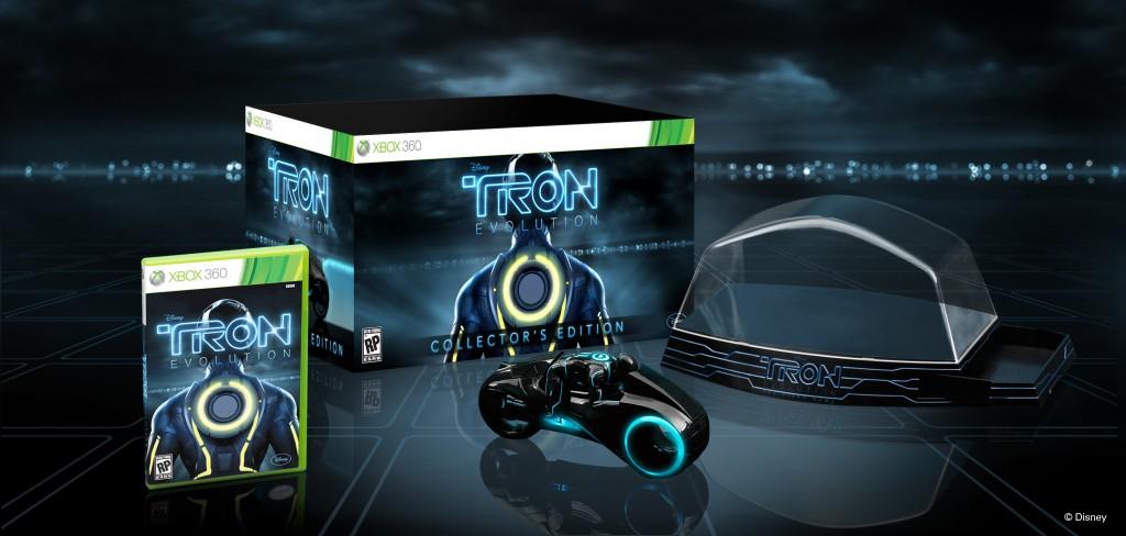 Tron Evolution Collector's Edition