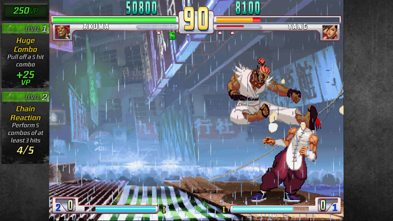 Street Fighter 3 Online Edition Akuma