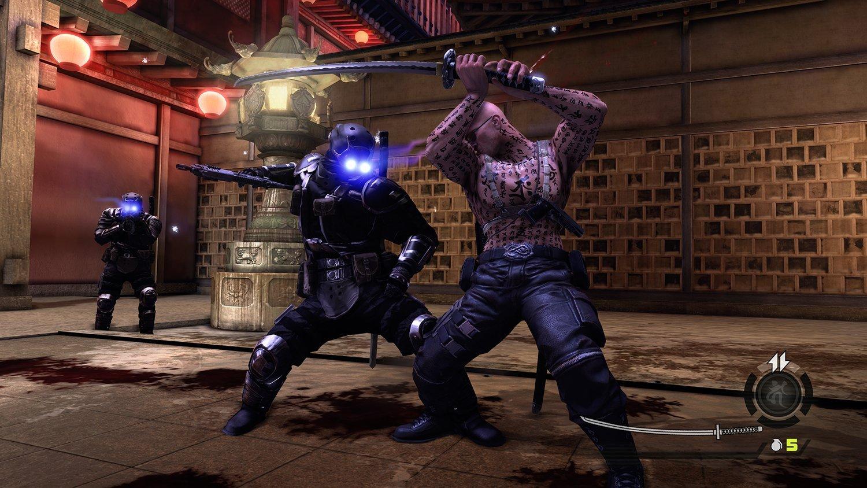 Devil's Third Combat Katana