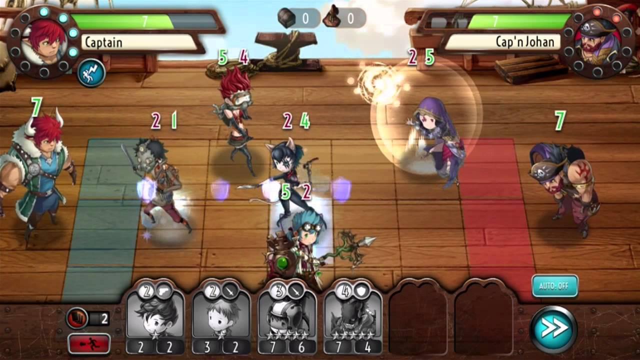 Heavenstrike Battle