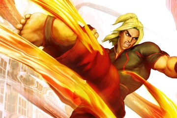 Ken Street Fighter V Strategy Guide