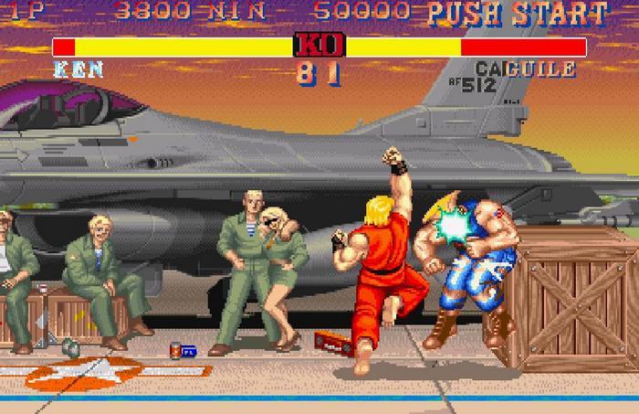 6 street fighter 2
