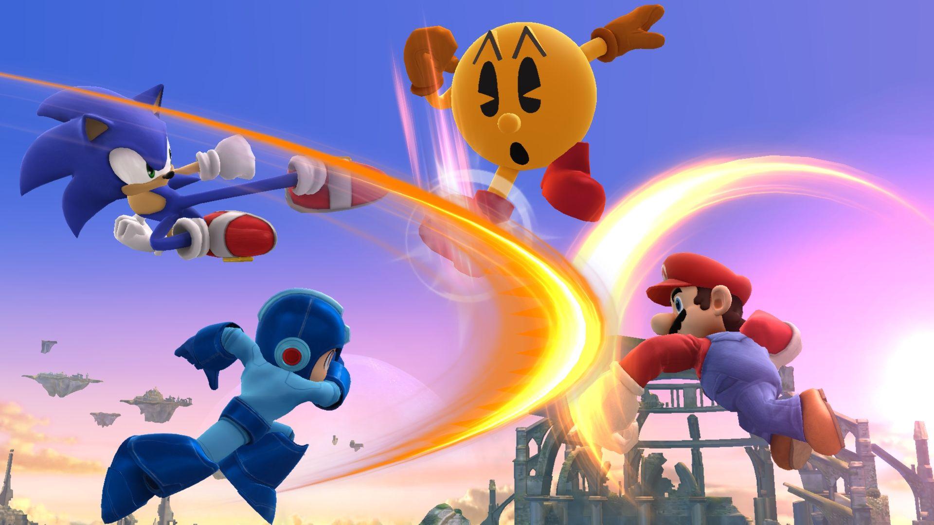 Super Smash Bros Image