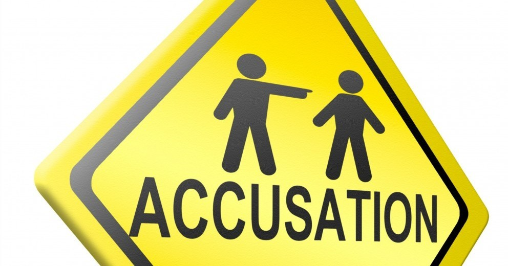 accusation