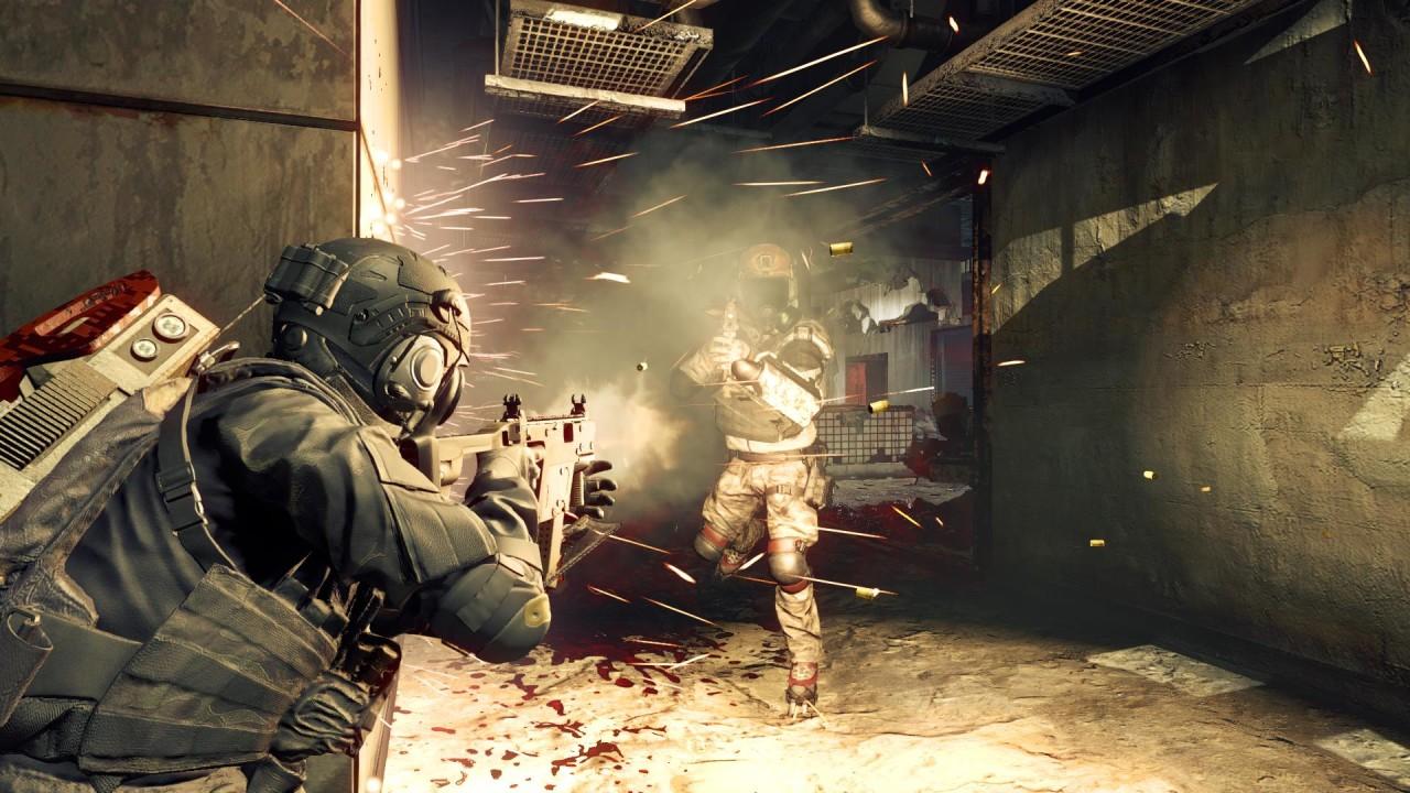 umbralla corps gameplay