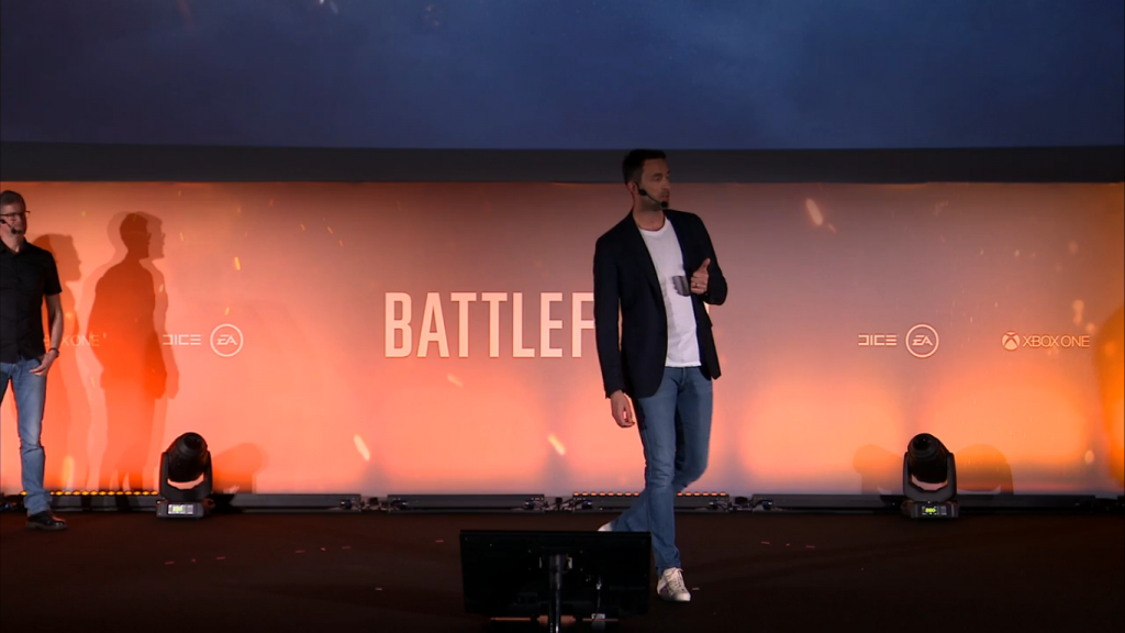 Battlefield's World Premiere Was Bloody Awful