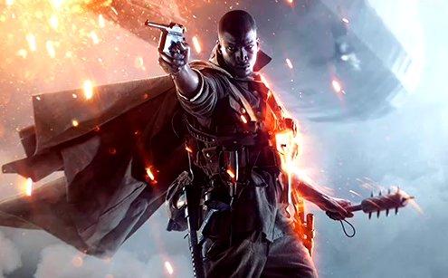 battlefield 5 reveal world war 1 teaser