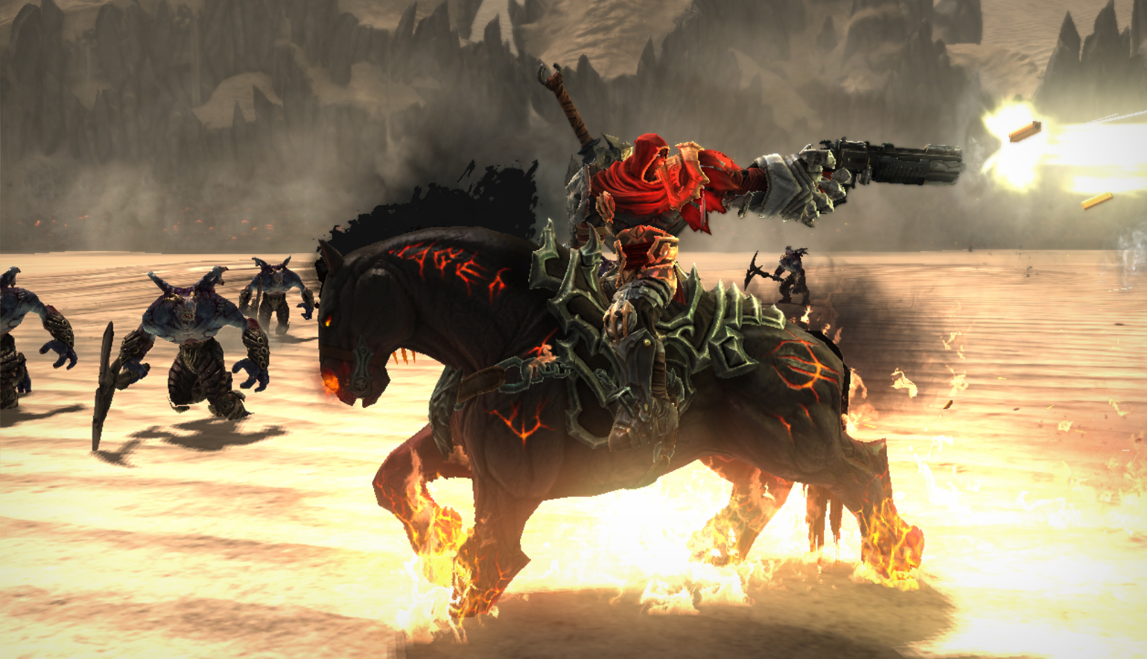 Top 10 Demon-Killing Games Darksiders Image