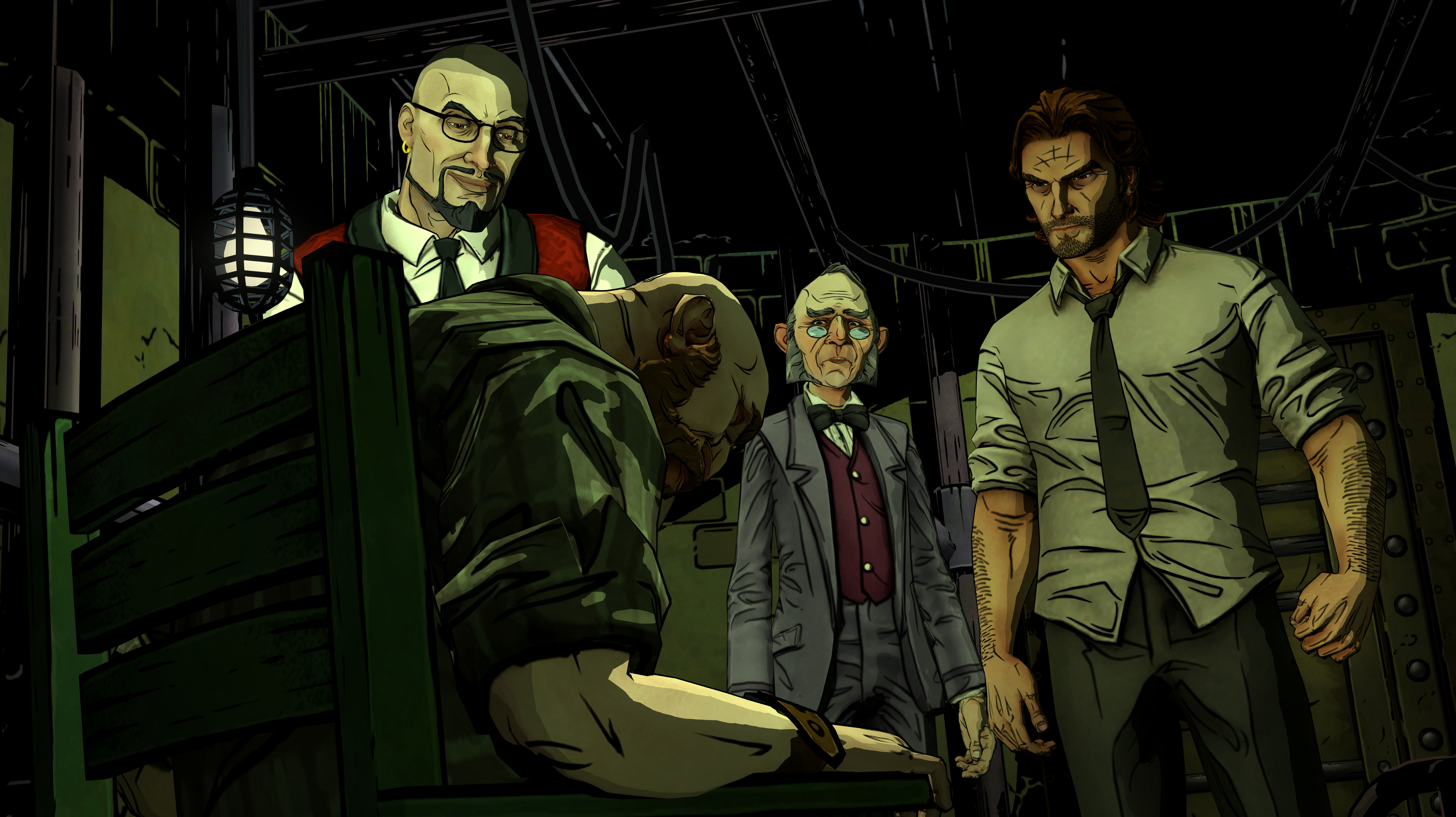 The Wolf Among Us Episode 2 Review Image 4
