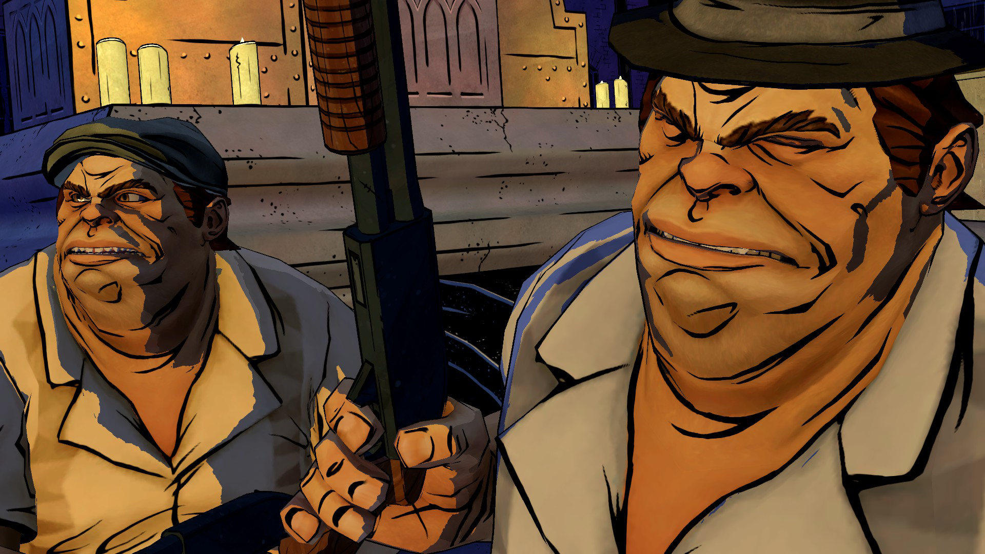 The Wolf Among Us Episode 3 Review Image 2