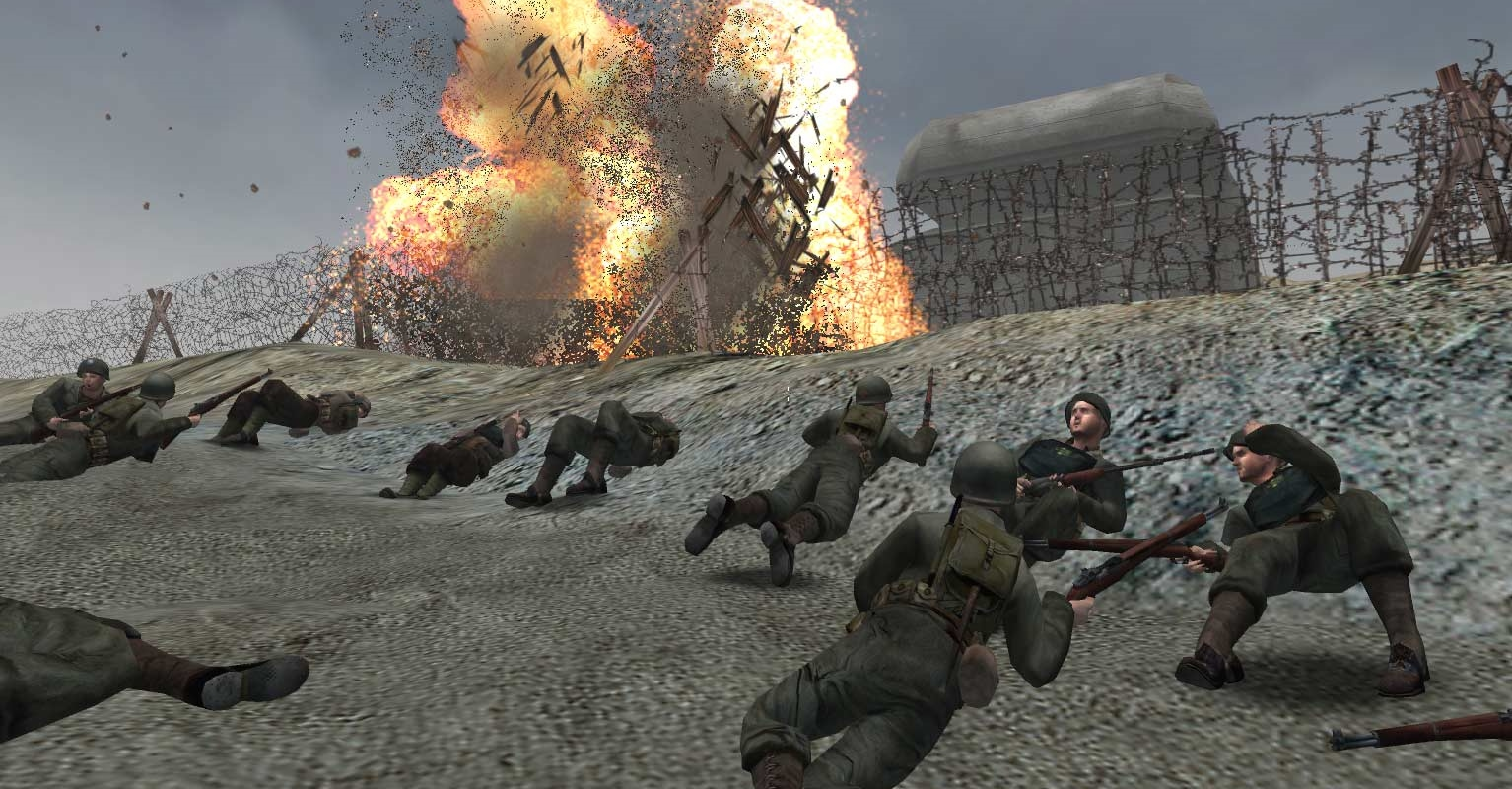 Peter's Most Influential FPS Games Image 4