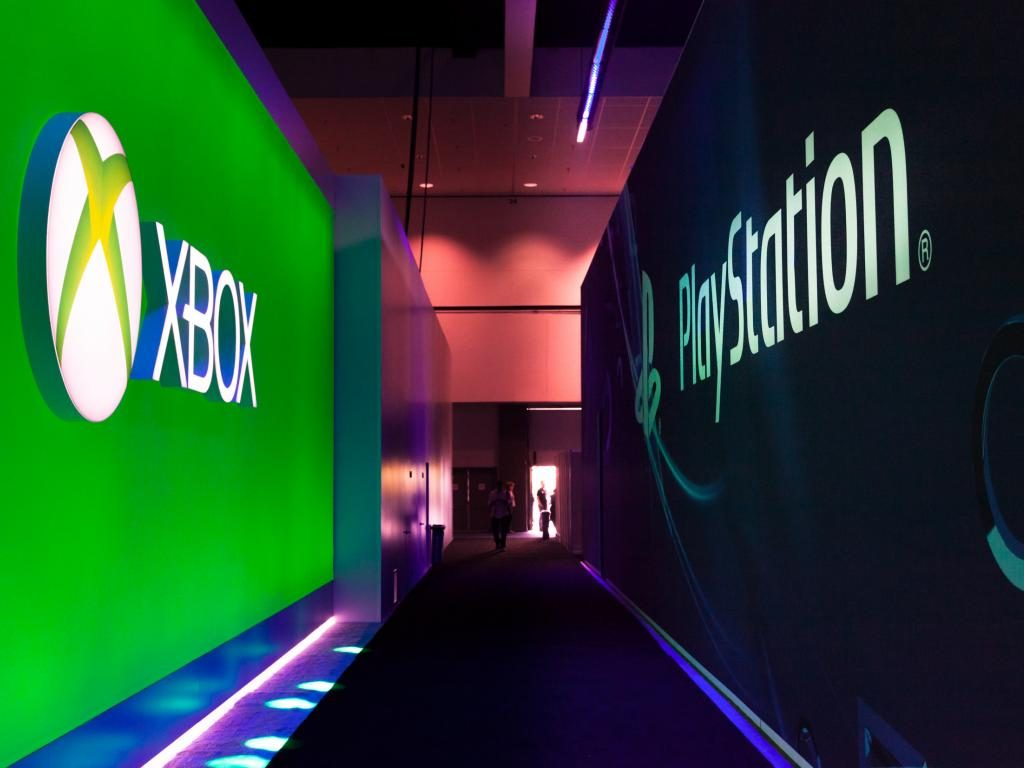 Microsoft a valid console competitor