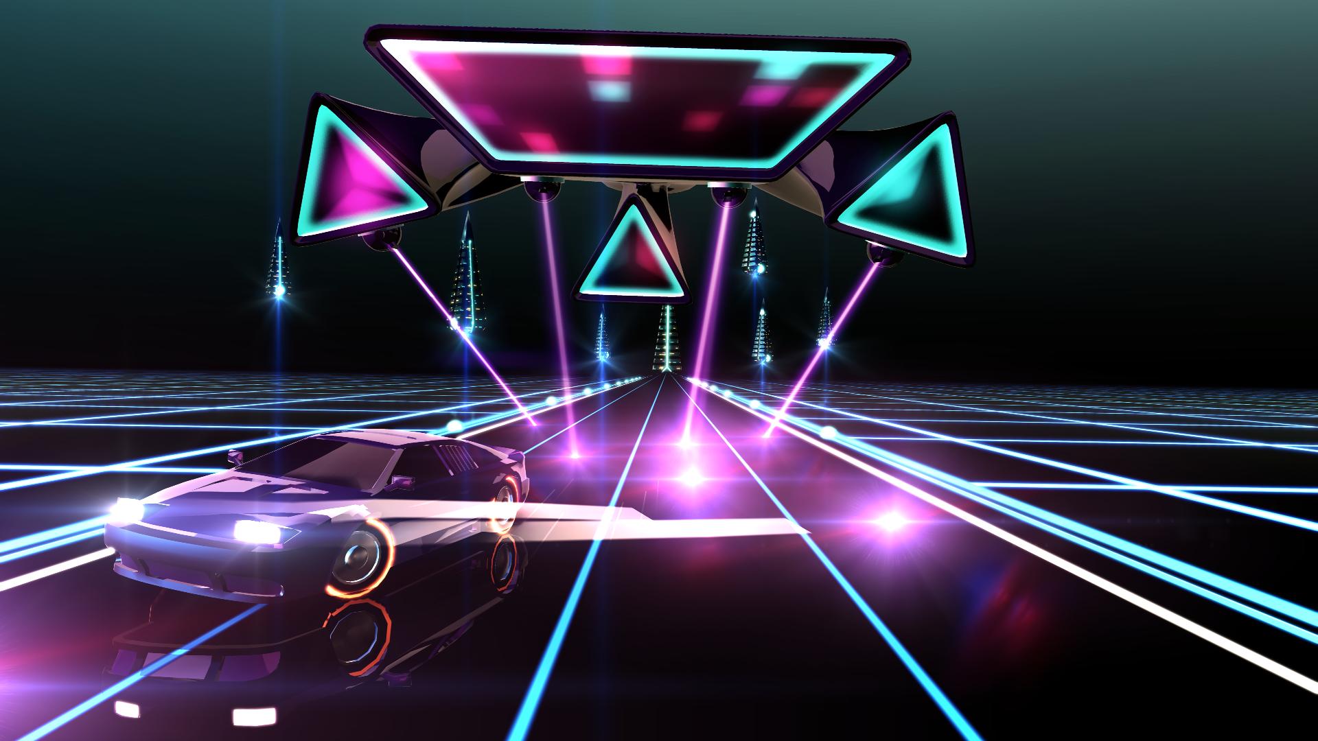 Neon Drive 4