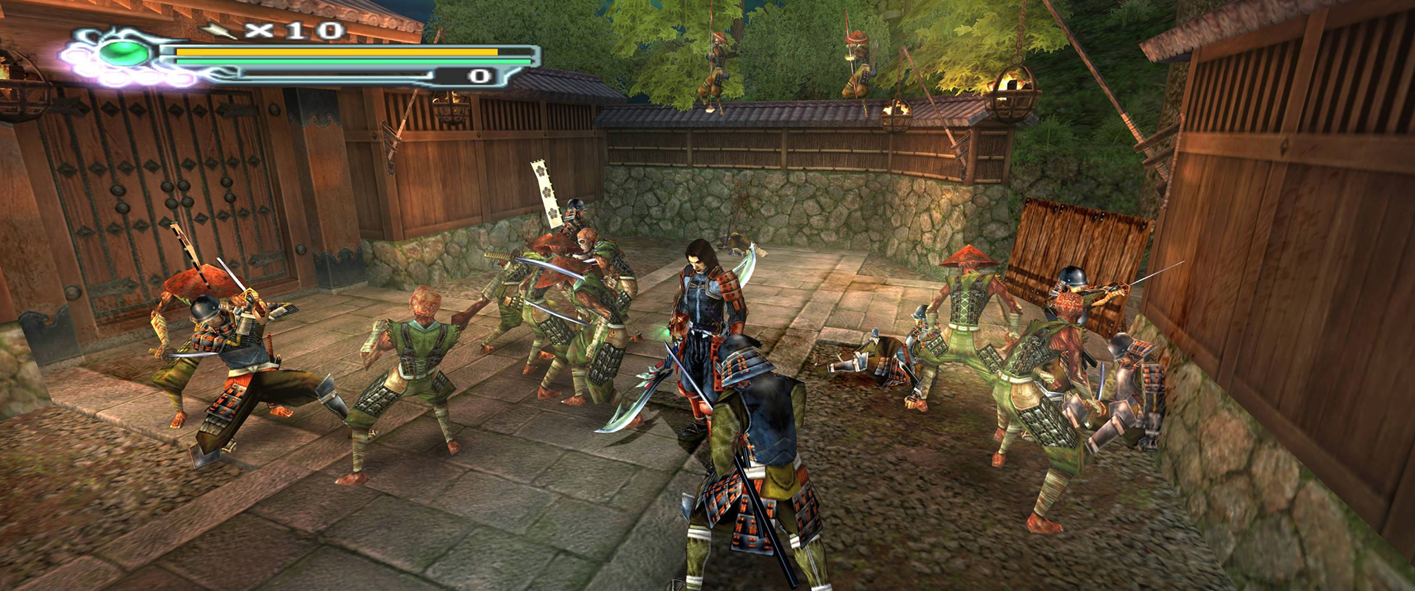Top 10 Demon-Killing Games Onimusha Image