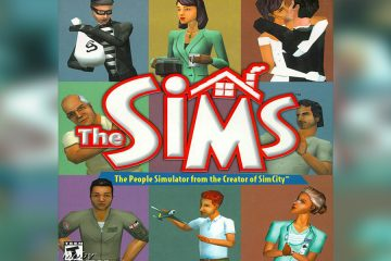The Sims 1 cover art