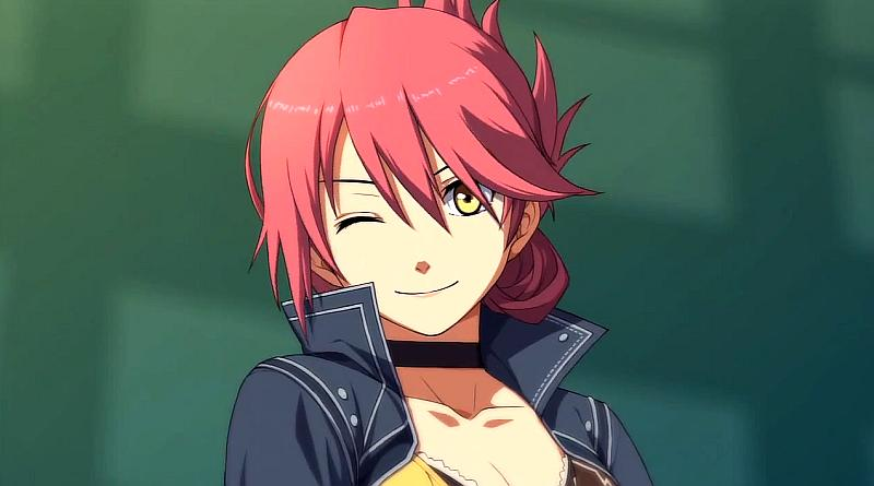 Trails of Cold Steel Sara