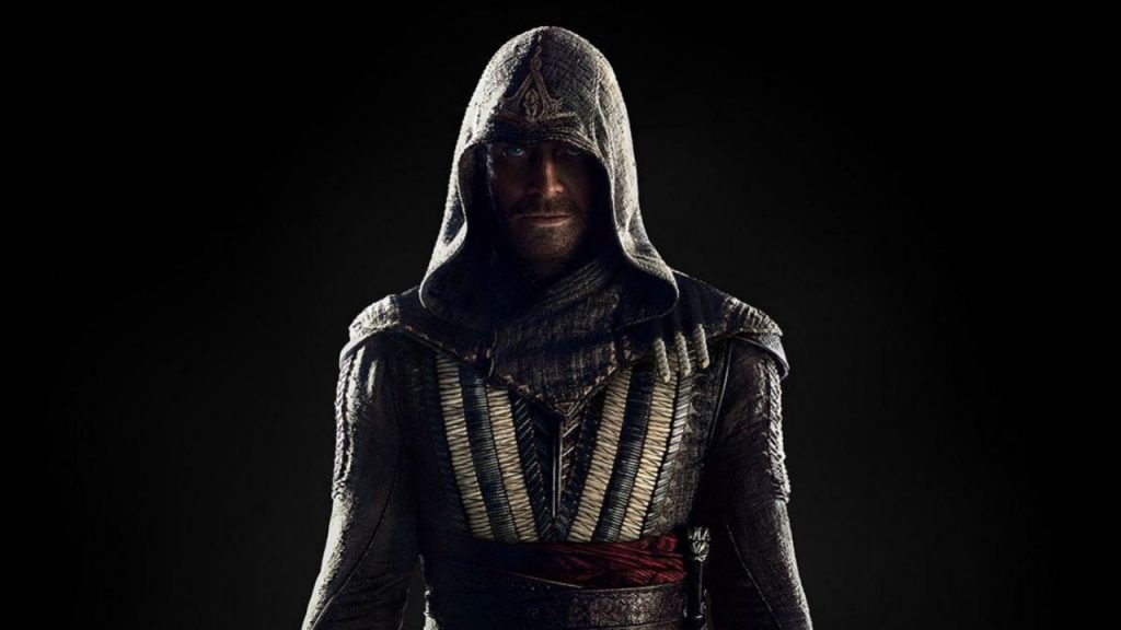 Assassin's Creed Movie Fassbender