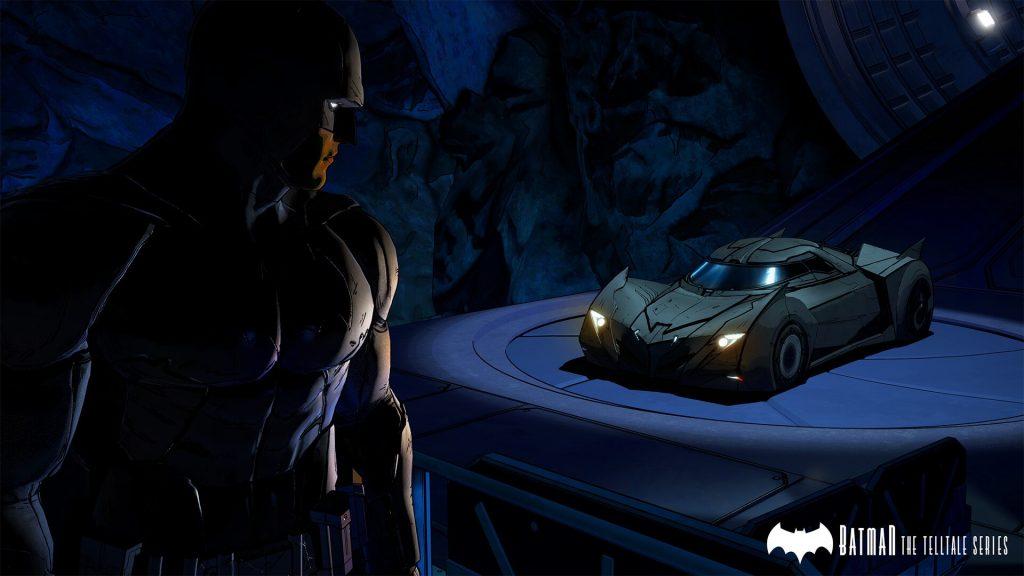 Batman TTS 2
