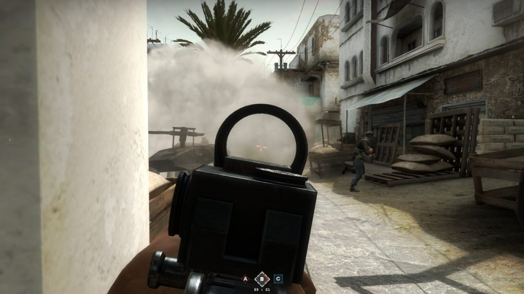 Insurgency FPS Review Lean