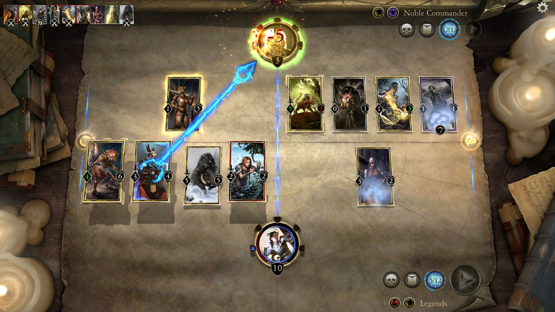 Elder Scrolls Legends E3 Image