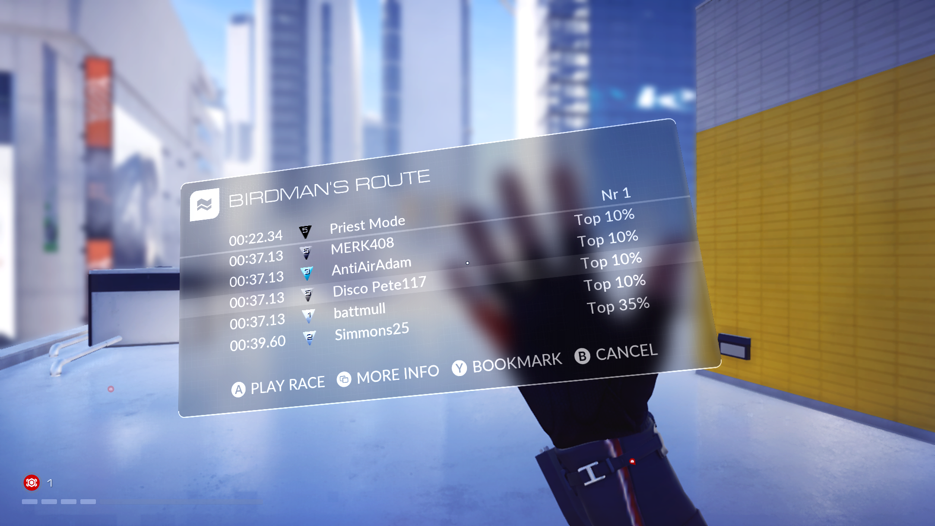 Mirror's Edge Catalyst Review Image 3