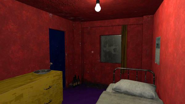 Crimson Room Decade room