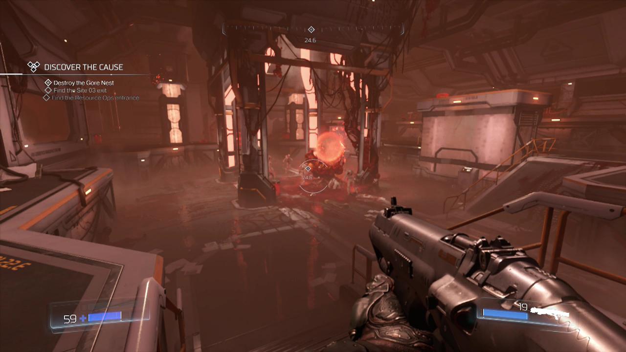 Doom Gameplay
