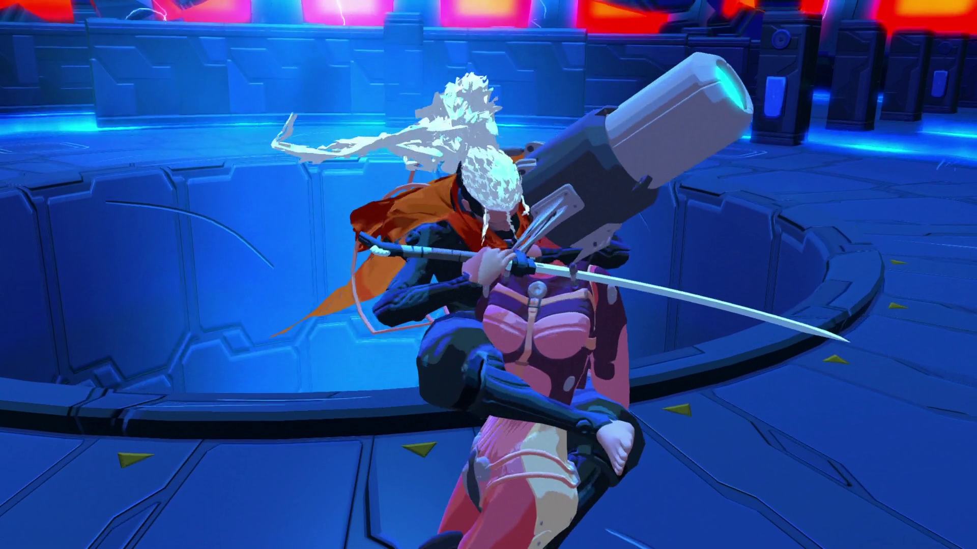 Furi Boss fight 2