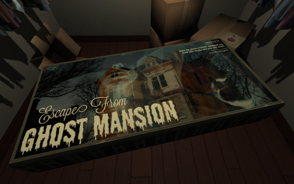Ghost-Mansion
