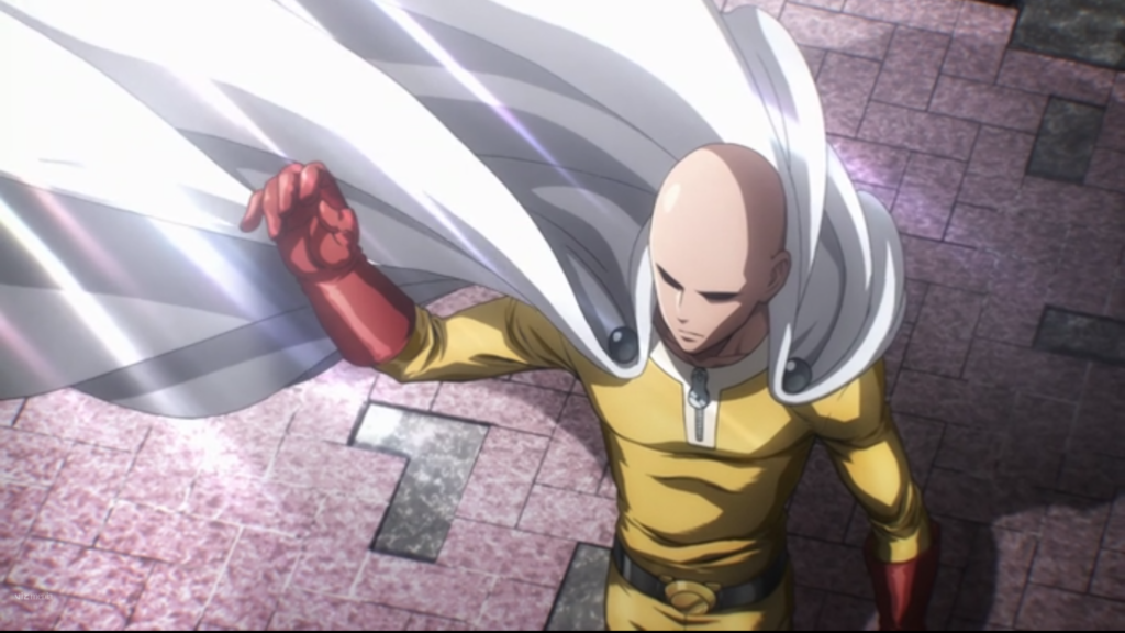One Punch Man Ep 1 Cap 1