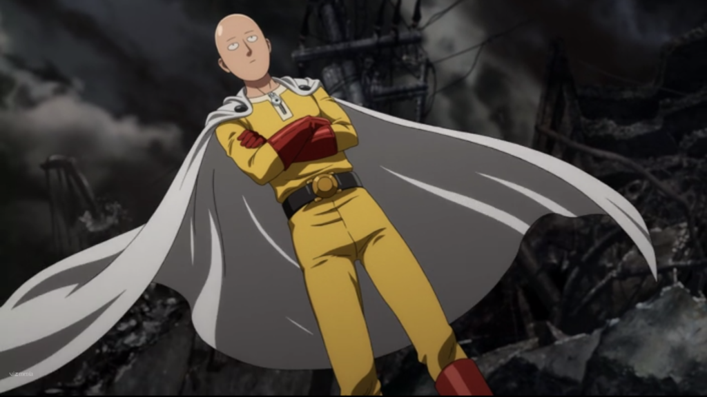One Punch Man Ep 1 Cap 2