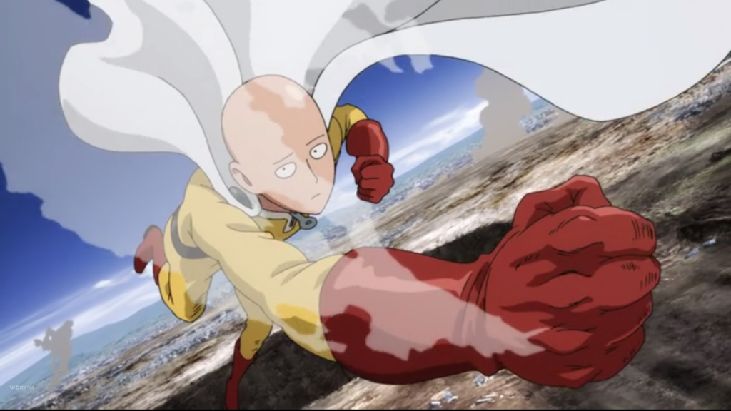 One Punch Man Ep 1 Cap 7