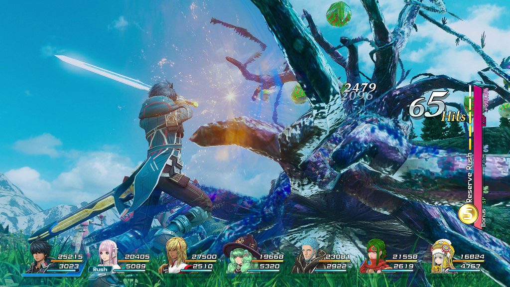 Star Ocean Battle