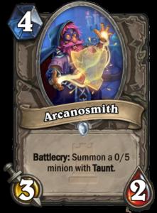 Arcanosmith