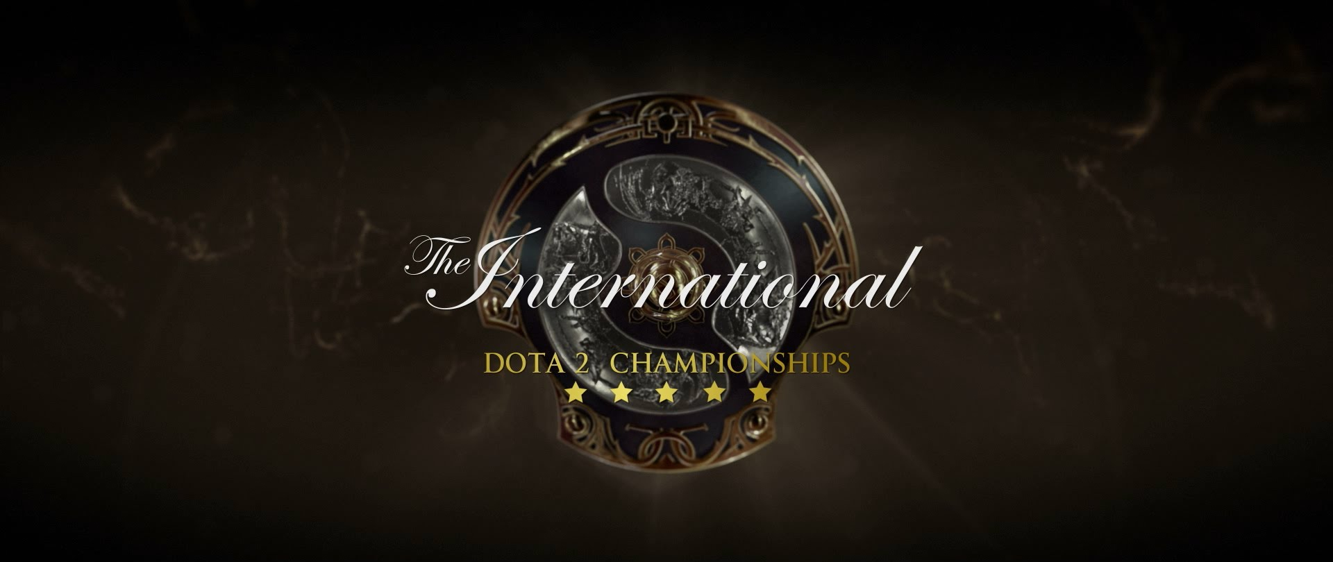 The trophy of The International. The Aegis of the immortal.