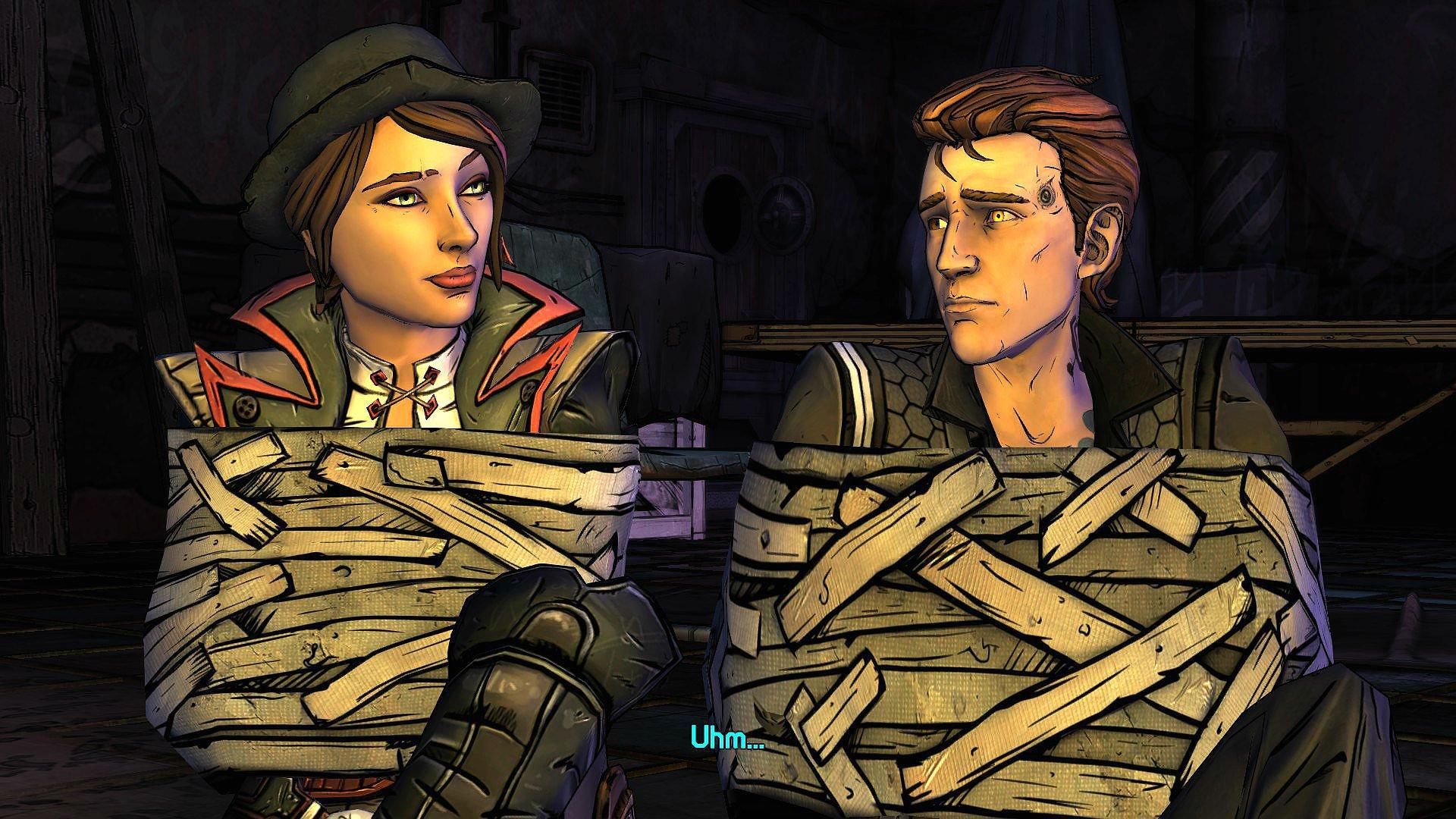 Fiona and Rhys TftB