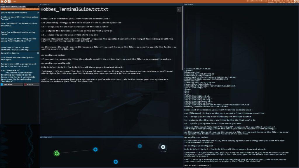 Hacknet Guide