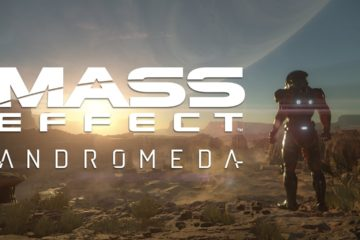 Mass Effect Andromeda Footage Revealed