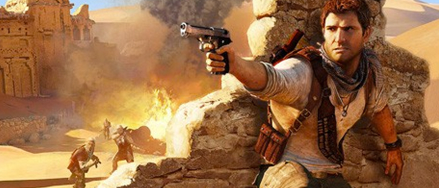 Psy Reviews It - Uncharted 3: Drake's Deception