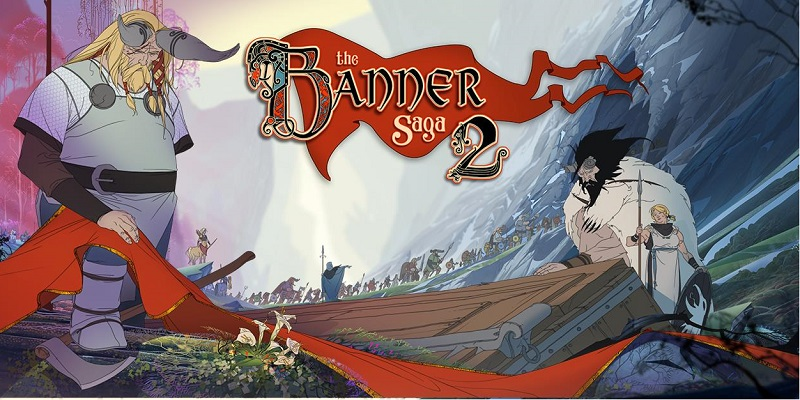 The Banner Saga 2 predecessor to The Banner Saga 3