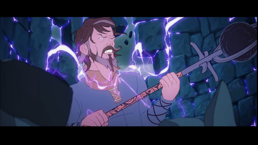 Image from the Banner Saga 2 Predecessor to The Banner Saga 3