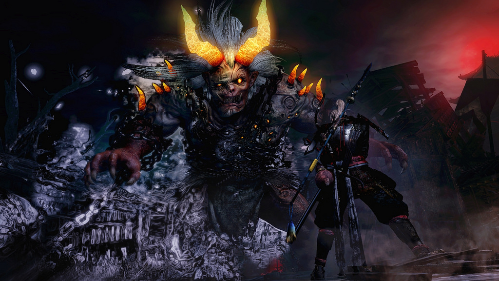 The demons are the real stars of Nioh